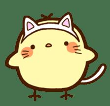 Piyoko(English) sticker #2208133