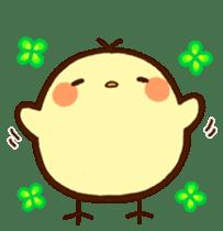 Piyoko(English) sticker #2208134
