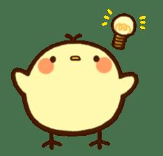 Piyoko(English) sticker #2208135