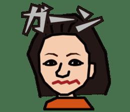 penguin girl sticker #2208413