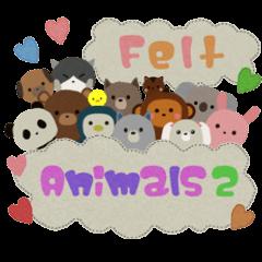 Felt Animals 2