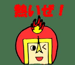 Utchi-Mans Sticker sticker #2208950