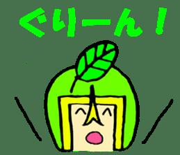 Utchi-Mans Sticker sticker #2208960