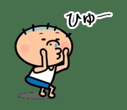 Masao Mr. Sticker sticker #2209600