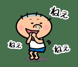 Masao Mr. Sticker sticker #2209612