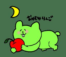 Yodareneko6 sticker #2210006