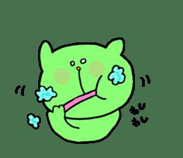 Yodareneko6 sticker #2210015