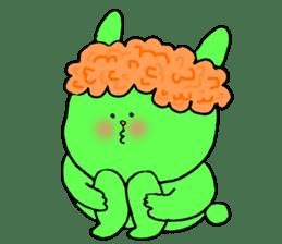Yodareneko6 sticker #2210020