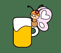 Butterfly&Friends sticker #2210089