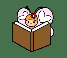 Butterfly&Friends sticker #2210095