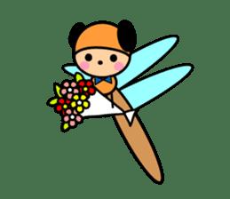 Butterfly&Friends sticker #2210103
