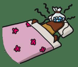 Friendly cockroach sticker #2211607