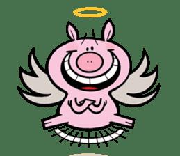 Piggies sticker #2211837