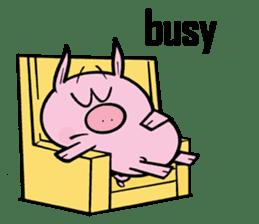 Piggies sticker #2211842