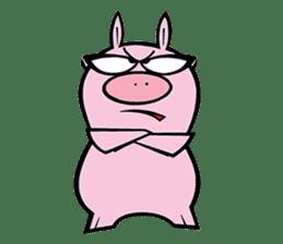 Piggies sticker #2211855