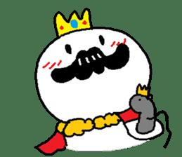 Mustache uncle sticker #2213057