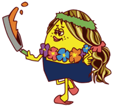 WHOOPIE's Lemons came from Hawaii sticker #2215587