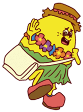 WHOOPIE's Lemons came from Hawaii sticker #2215588