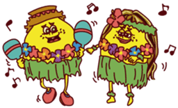 WHOOPIE's Lemons came from Hawaii sticker #2215594