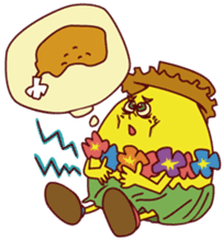 WHOOPIE's Lemons came from Hawaii sticker #2215595