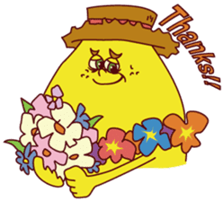 WHOOPIE's Lemons came from Hawaii sticker #2215599