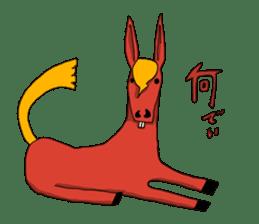 unicorn-san sticker #2216970