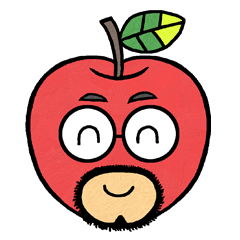 My name is Apple Man!