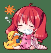 Akagiri Nene & Momosaki Mimi sticker #2219804