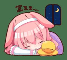 Akagiri Nene & Momosaki Mimi sticker #2219805