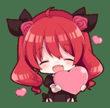 Akagiri Nene & Momosaki Mimi sticker #2219816