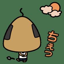 "OKINAWA RICE-BALL! ""Jyuu-shii Ojii"" sticker #2223505"