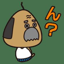 "OKINAWA RICE-BALL! ""Jyuu-shii Ojii"" sticker #2223510"