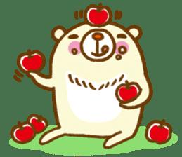 Talk with bear sticker #2229430