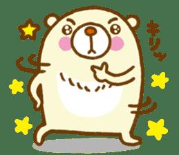 Talk with bear sticker #2229440