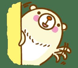 Talk with bear sticker #2229454