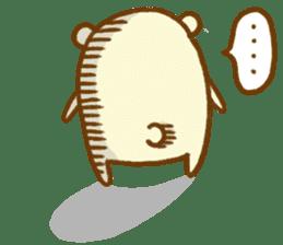 Talk with bear sticker #2229461