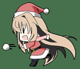 Sisaka-chan II sticker #2230147