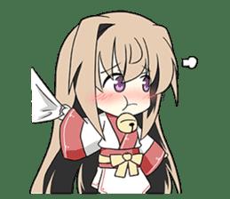 Sisaka-chan II sticker #2230157