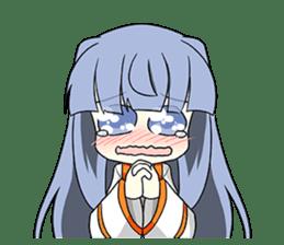 Sisaka-chan II sticker #2230160
