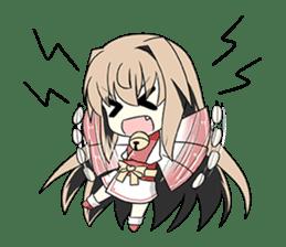 Sisaka-chan II sticker #2230168
