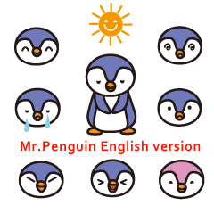 Mr.Penguin English version
