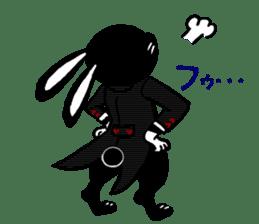 Usagi-Shitsuji NO Yuuutsu sticker #2233784