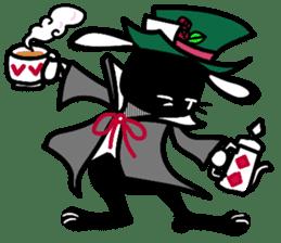 Usagi-Shitsuji NO Yuuutsu sticker #2233789