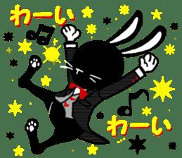 Usagi-Shitsuji NO Yuuutsu sticker #2233791