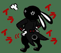 Usagi-Shitsuji NO Yuuutsu sticker #2233795