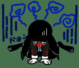 Usagi-Shitsuji NO Yuuutsu sticker #2233814