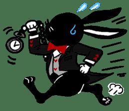Usagi-Shitsuji NO Yuuutsu sticker #2233818