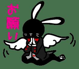 Usagi-Shitsuji NO Yuuutsu sticker #2233823