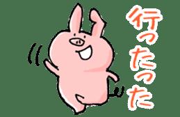 Piggy <Fukushima valve> sticker #2235107