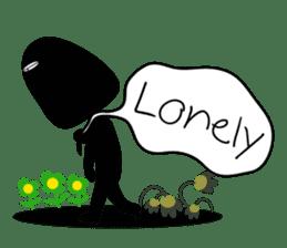 Lonely Man (EN) sticker #2254666